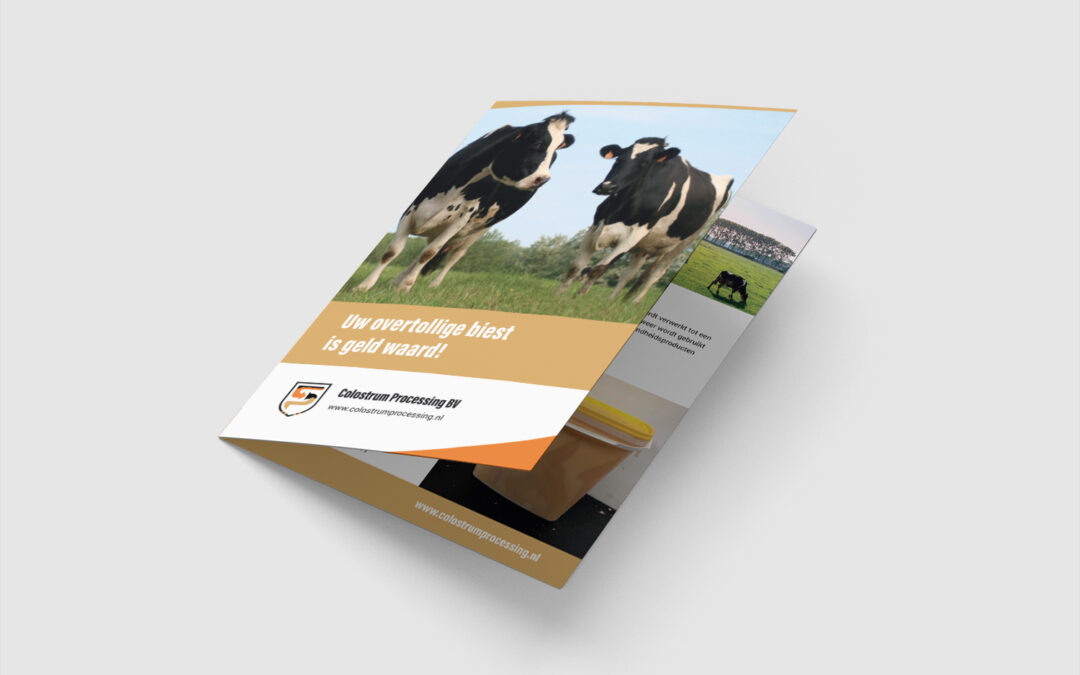 Colostrum Processing Brochure
