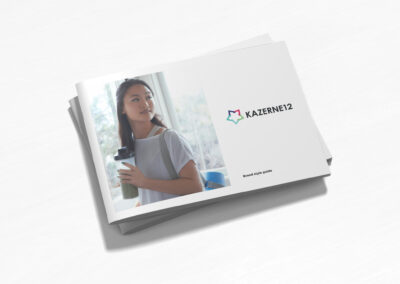 Kazerne12 Brand Guide