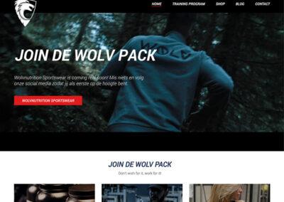 Wolvnutrition Webshop