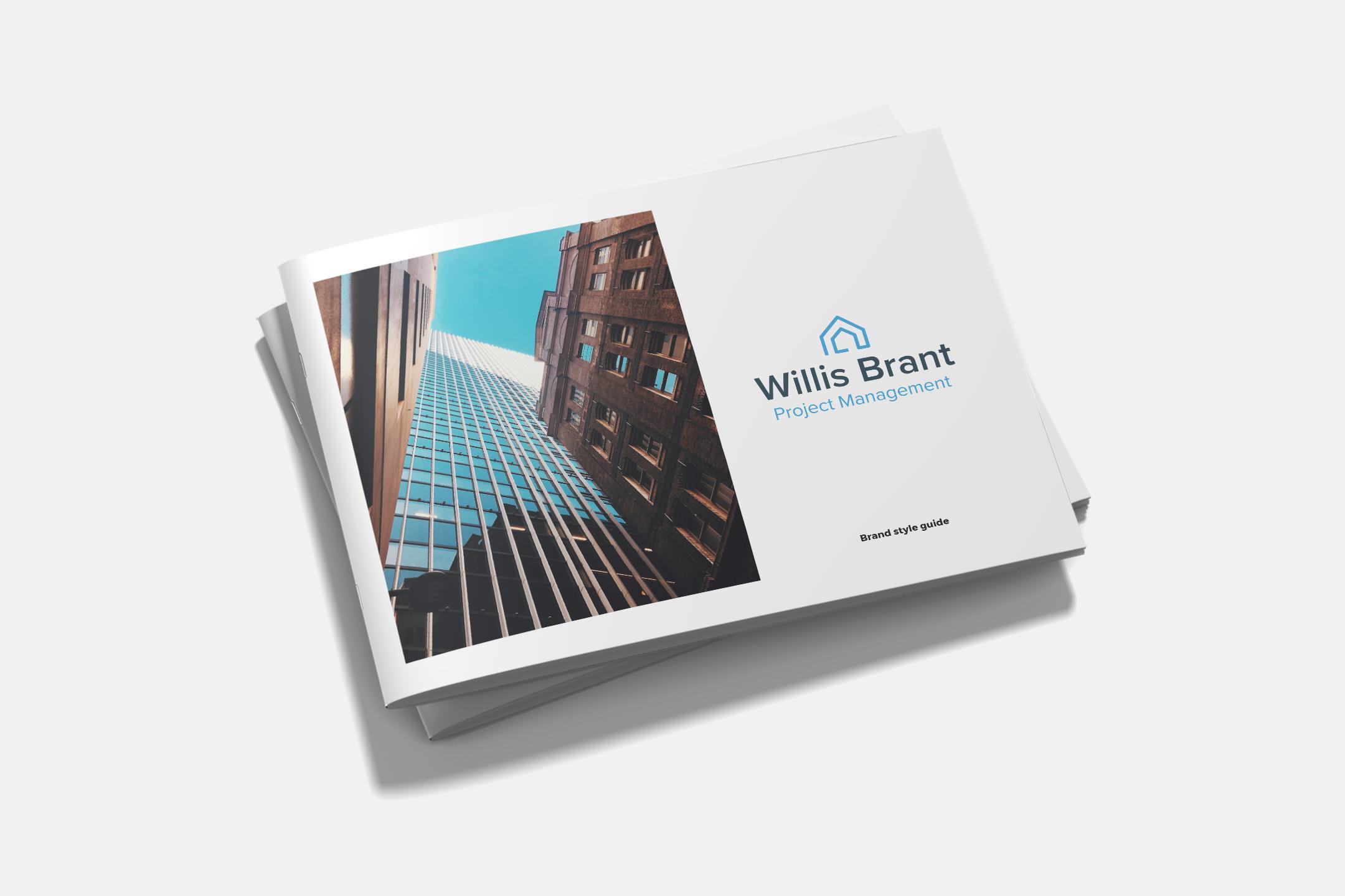 Willis Brant - Brand Guide