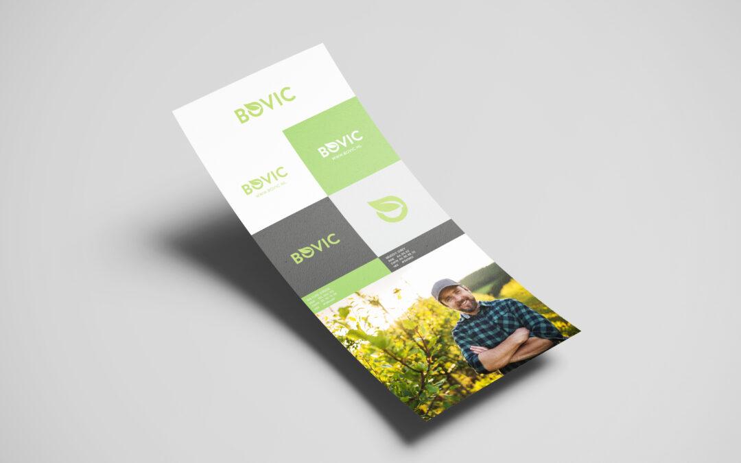 Bovic Logo Design