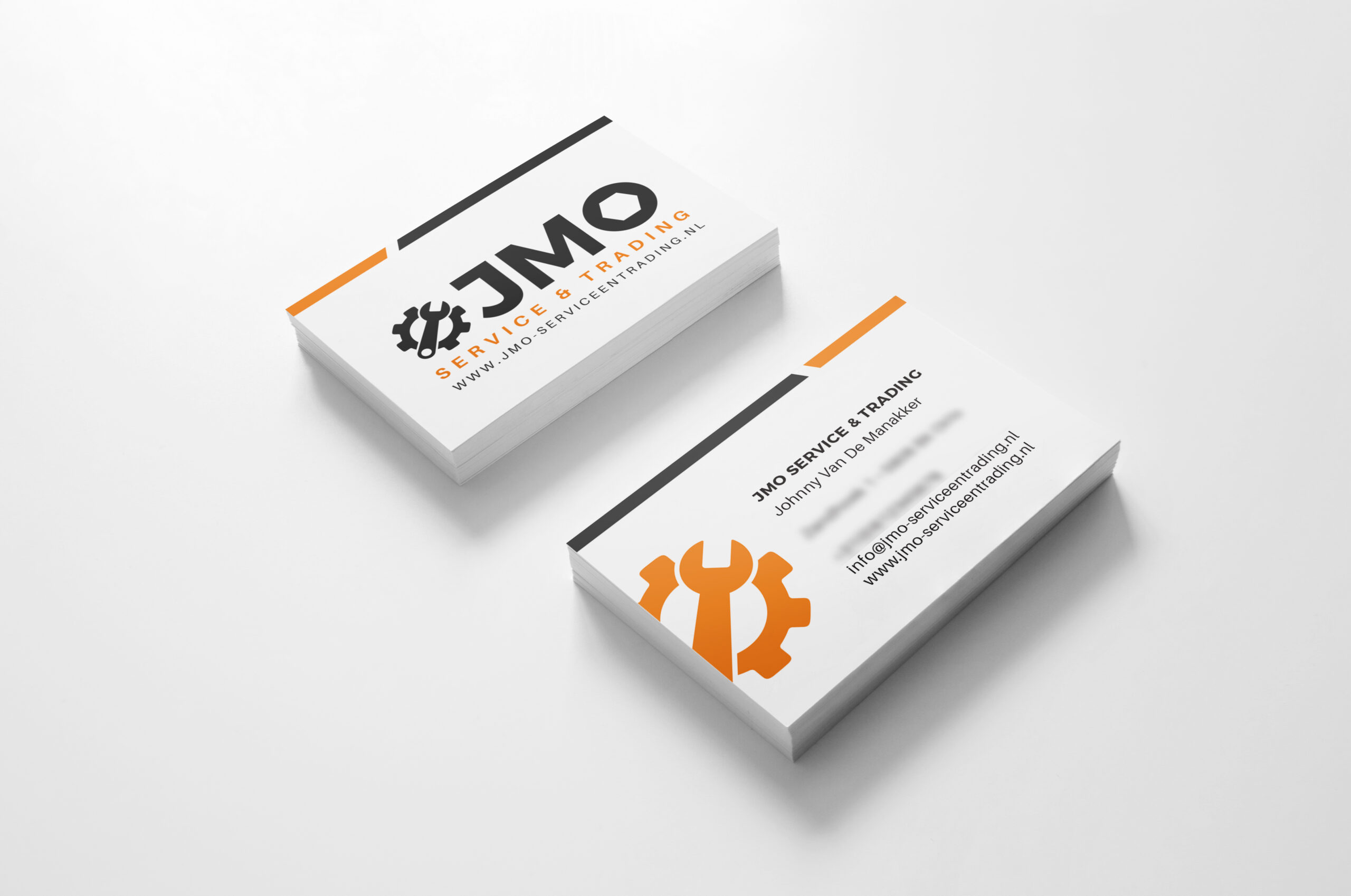 JMO Business Card