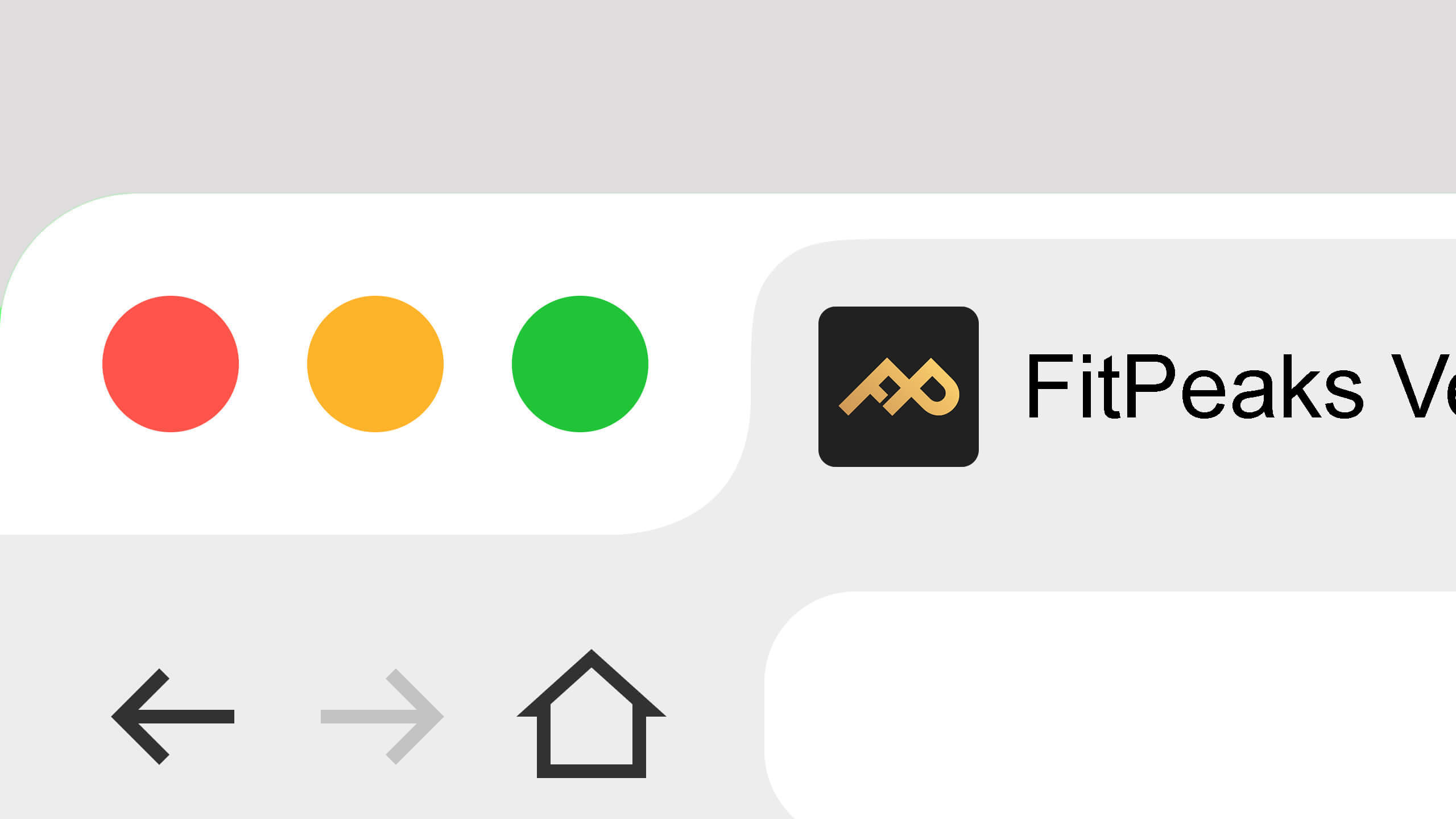FitPeaks Favicon