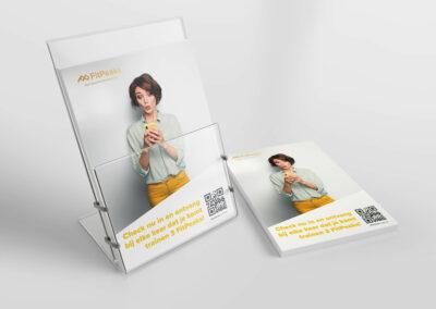 FitPeaks Flyer A4 Single Sided